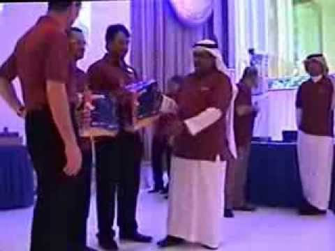 RadissonBlu hotel - Riyadh- Saudi Arabia - Annual staff party 2013
