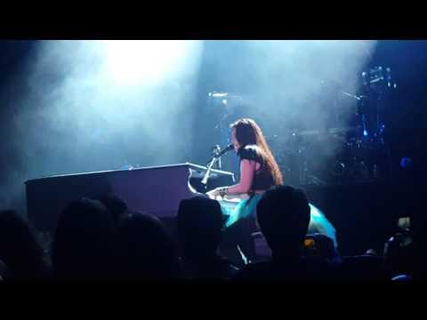 My Immortal-Evanescence Majestic Theatre San Antonio, Texas Nov 3, 2016