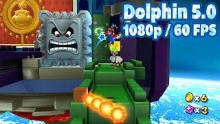 Super Mario Galaxy 2 | Dolphin Emulator 5.0 (Ishiiruka) [1080p@60fps HD] | Nintendo Wii