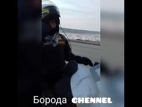26 января мужик на мотоцикле Югорск-Тольяти