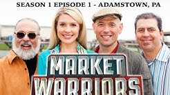 Market Warriors S01E01 Antiquing in Adamstown, PA
