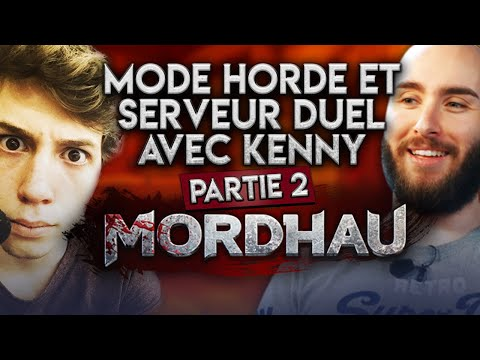Vidéo d'Alderiate : [FR] ALDERIATE & KENNY - MORDHAU GAMEPLAY - SERVEURS DUELS 1V1