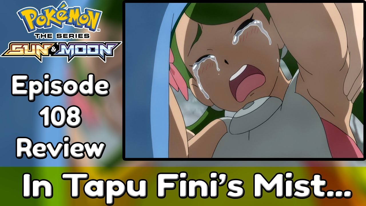Images of sun and moon pokemon episode 108 english dub