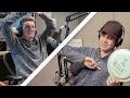 Capture de la vidéo David Dobrik - Freestyles & Never Have I Ever (Interview)