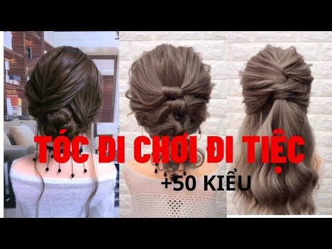50 Kiểu tết tóc đẹp đơn giản dễ làm cho bạn gái đi chơi đi tiệc.