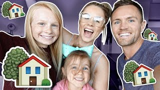 OUR EPiC NEW FAMiLY HOUSE TOUR!!
