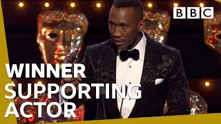 Mahershala Ali wins Supporting Actor BAFTA 2019 🏆- BBC