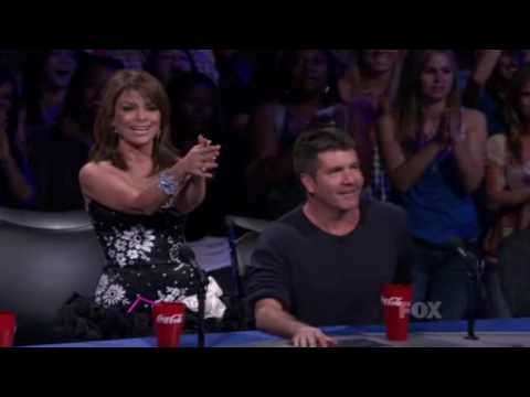 Adam Lambert American Idol Top 8 Mad World HD