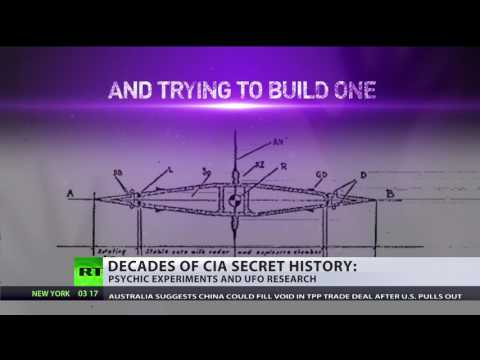 UFOs, telekinesis & spies: 12 million pages of CIA secrets online for 1st time Hqdefault