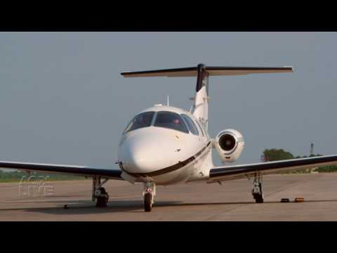 Flying the Eclipse 550