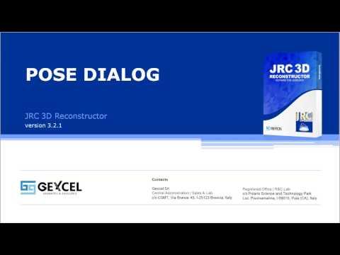 3. REGISTER_Pose Dialog