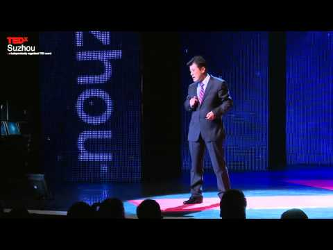 The Future of Computing | Matt Wang | TEDxSuzhou