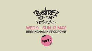 B-SIDE HIP-HOP FESTIVAL TRAILER 2018