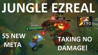 Jungle Ezreal Guide!! (S5 RIP)