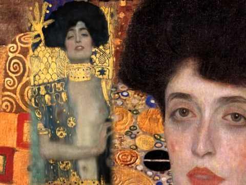 Адель. Adele. Gustav Klimt.
