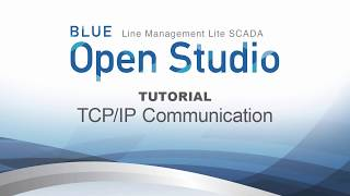 Video: BLUE Open Studio Tutorial #12: TCP/IP Communication