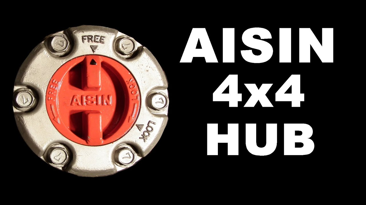 Aisin 4x4 Locking Hub Dial Clutch To Pawl Assembly Fix