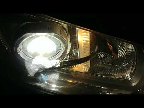 Volvo S60 Active Bi-Xenon - How to clean projectors without opening headlamps