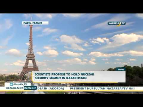 Scientists propose to hold nuclear security summit in Kazakhstan - Kazakh TV