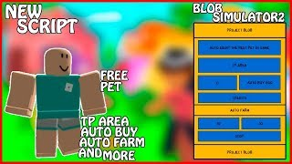 [NEW] Roblox Blob Simulator2 | Project Blob Gui / Auto Buy Egg / Auto Farm / Free Pet | [FREE]