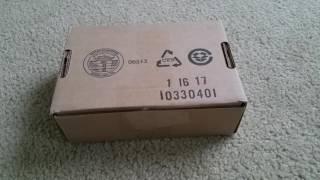 Unboxing New Hitachi SATA III 3TB 6 0Gb/s 7200RPM Hard Drive HDD Full HD 2017