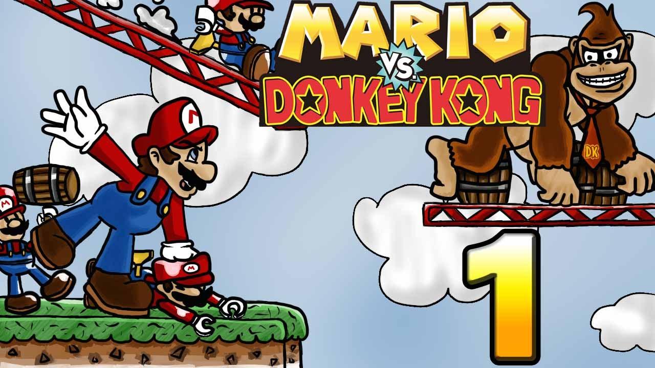 Quizz Mario vs Donkey Kong sur GB (Game Boy) - Quiz Mario ...