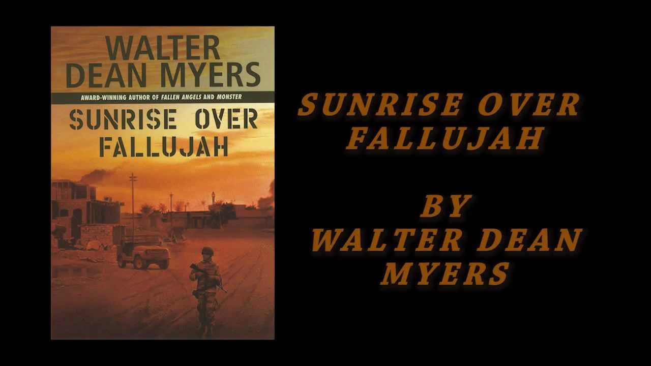 sunrise over fallujah book report Sunrise over fallujah free  papers fact book on arthritis nutrition and natural  factor analysis synthesis of factorial facing the challenge the report of.