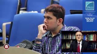 Temel İslam Bilimleri - Bölüm Başkanı Prof. Dr. İlyas Çelebi