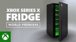 Xbox Series X Fridge - World Premiere - 4K Trailer