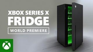 Xbox Series X Fridge – World Premiere – 4K Trailer