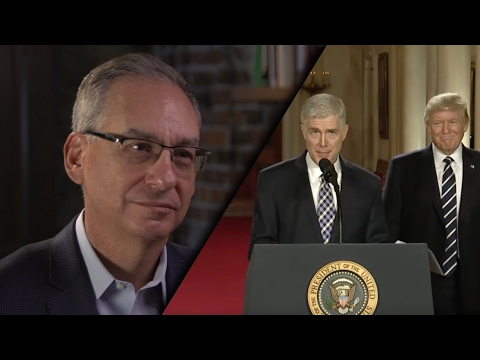 Neil Gorsuch: Everything You Need to Know. Q&A with Randy Barnett