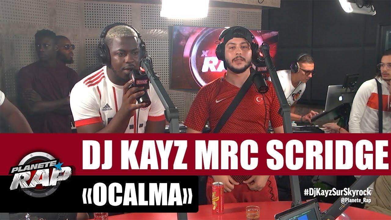 """Dj Kayz """"Ocalma"""" Feat. MRC & Scridge #PlanèteRap"""