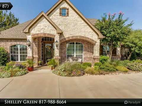 Homes For Sale 1612 Taylor Bridge Court Burleson Tx Youtube
