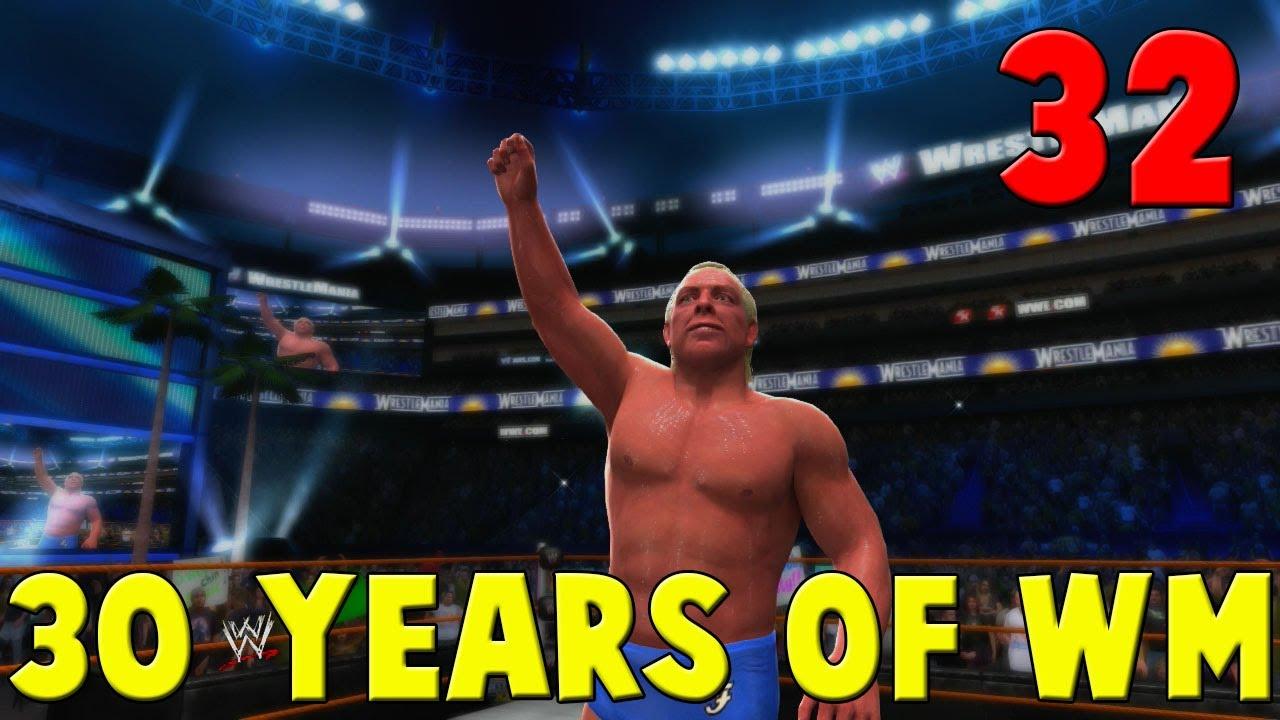 WWE 2K14 - Wrestlemania XXIV: Shawn Michaels vs. Ric Flair