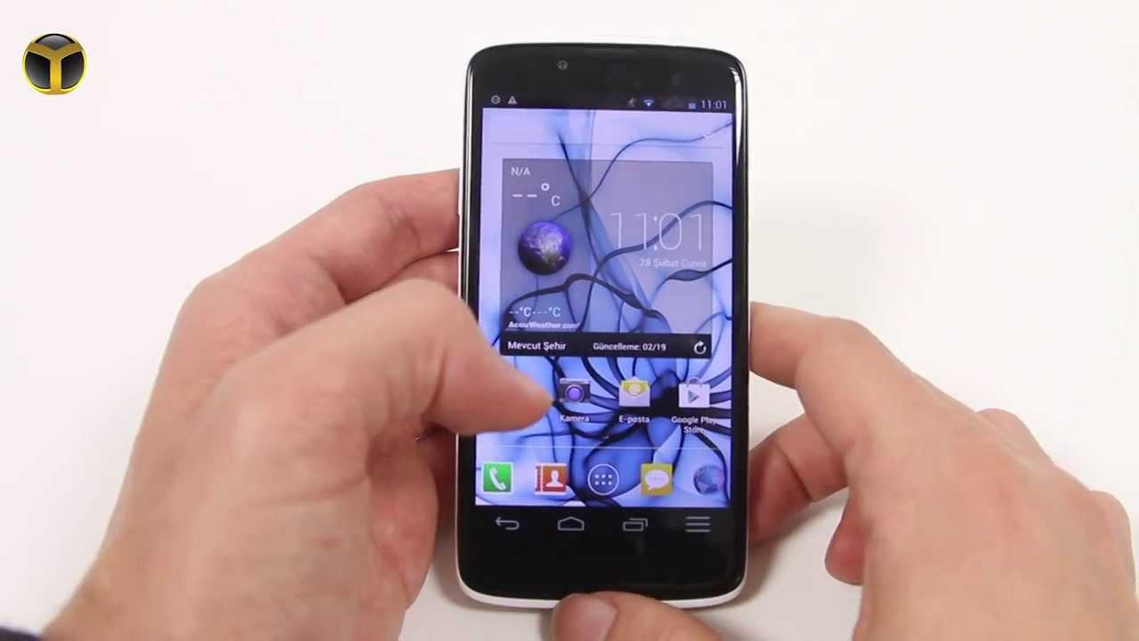 Casper VIA V4 Cep Telefonu İncelemesi - YouTube