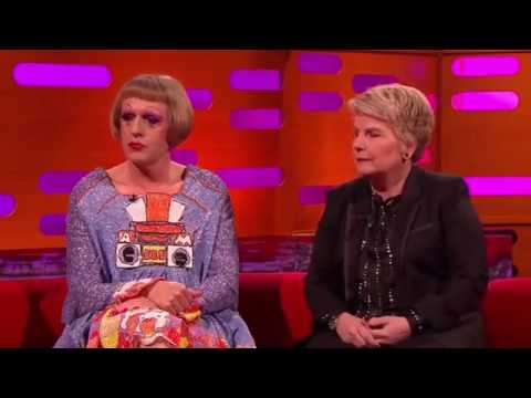 The Graham Norton Show: S20E10 - Carrie Fisher, Grayson Perry, Sandi Toksvig