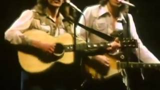Bellamy Brothers - Let Your Love Flow (lyrics)