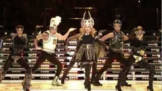 Скачать Madonna Super Bowl Medley 2012 HD