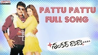 Pattu Pattu Full Song II Shankardada M B B S Movie II Chiranjeevi,Sonali bindre