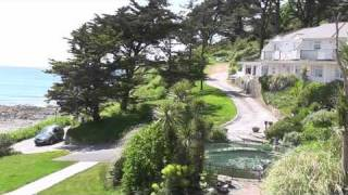 Mount Brioni Luxury Mediterranean-style self-catering apartments Seaton Cornwall