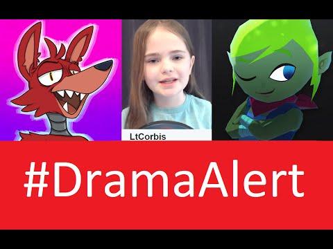 11 Year Old Girl - YouTube's Next Star #DramaAlert - LtCorbis Interview!