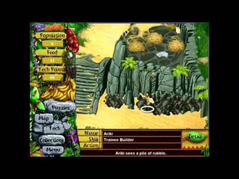Virtual Villagers 3 - 1: The Beginning