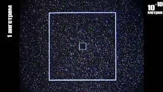 Десятые степени (Сила десяти) / HD 1080р / Powers of Ten, USA, 1977)