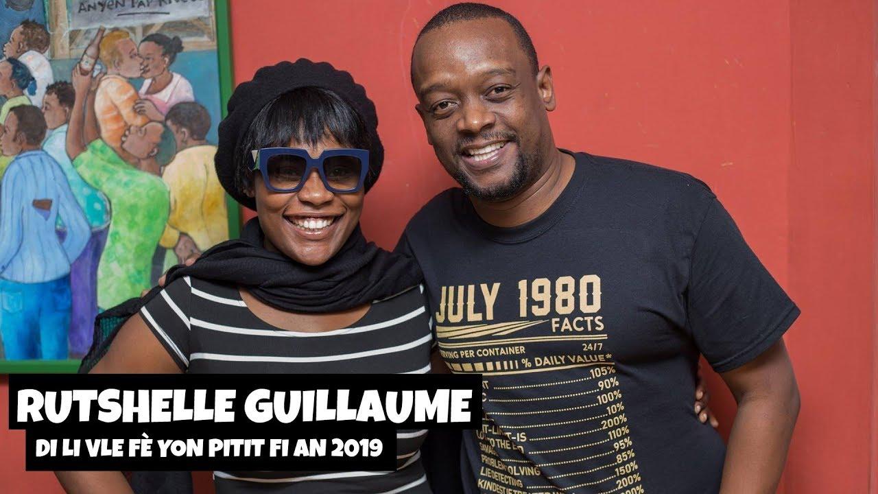 Rutshelle Guillaume di li vle fè yon pitit fi an 2019