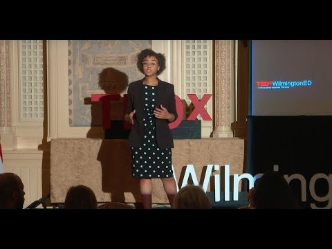 The Princeton You Won't See In The Brochure | Melissa Benbow | TEDxWilmingtonED