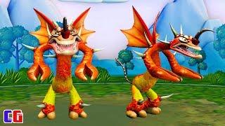 Spore 6 СОЗДАЛ МОНСТРА УНИЧТОЖИТЕЛЯ Игра про Эволюцию СПОР от Cool GAMES