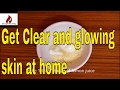 How to get clear skin/ remove tan/ dark spots/ uneven tone skin/black heads