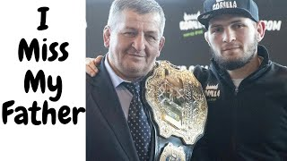 Father Bashing - Facts & Figures - Khabib Nurmagomedov