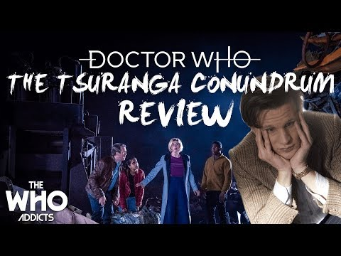 Doctor Who   The Tsuranga Conundrum (2018) Review