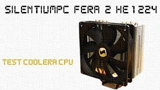 SilentiumPC Fera 2 test coolera CPU